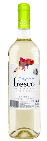 Cacho Fresco White semi sparkling